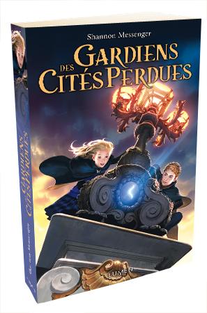Gardiens des Cités Perdues T01 simu 3D
